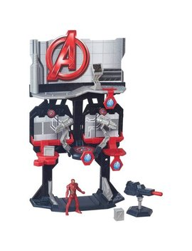 Marvel Iron Man Armory by Captain America