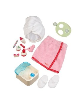 Our Generation Spa Accessory Set   Sp Aaaah Day by Our Generation