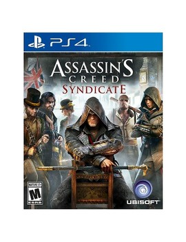 Assassin's Creed Syndicate Play Station 4 by Ubi Soft