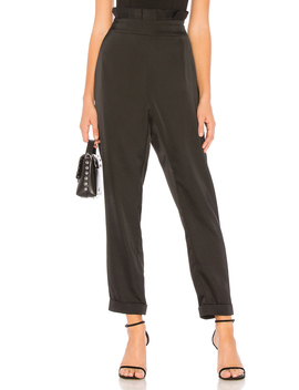 Janie Satin Pants by About Us