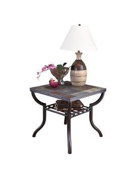 Antigo End Table   Black    Signature Design By Ashley by Shop This Collection