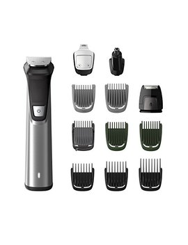 Philips Series 7000 12 In 1 Ultimate Multi Grooming Kit For Beard, Hair And Body With Nose Trimmer Attachment   Mg7735/33 by Philips