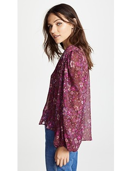 Carmine Blouse by Ulla Johnson