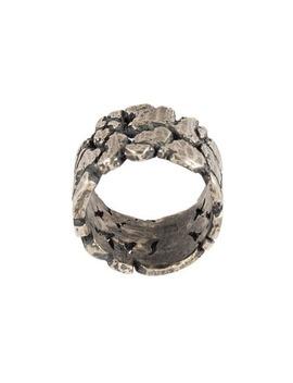 Broken Glass Ring by Tobias Wistisen