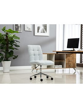 Porthos Home Leanne Adjustable Office Chair, Gray by Porthos Home