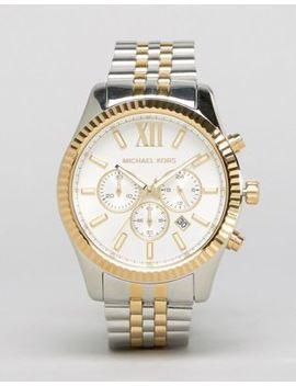 Michael Kors Mk8344 Lexington Watch by Michael Kors