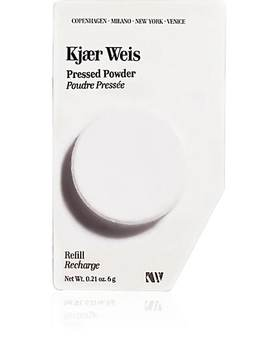 Pressed Powder Compact Refill by Kjaer Weis