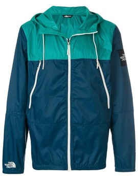 Colour Block Hooded Windbreaker Jacket by The North Face