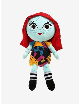 The Nightmare Before Christmas Sally Rag Doll Plush by Hot Topic