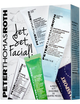 Jet, Set, Facial by Peter Thomas Roth