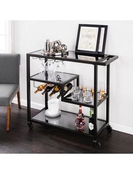 Holly & Martin Zephs Bar Cart by Holly & Martin
