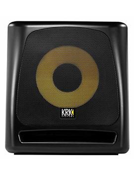 """Krk 10 S2 V2 10"""" 160 Watt Powered Studio Subwoofer by Krk"""