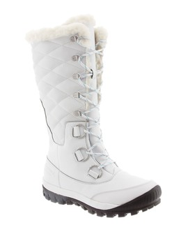 Isabella Genuine Sheepskin Lined Lace Up Boot by Bearpaw