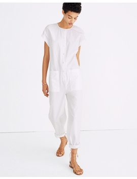 Mosswood Jumpsuit by Madewell