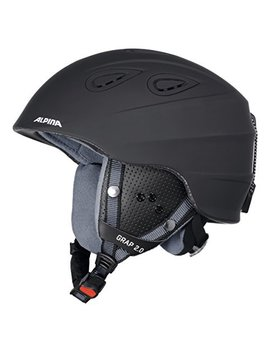 Alpina Grap 2.0 Ski Helmet by Amazon