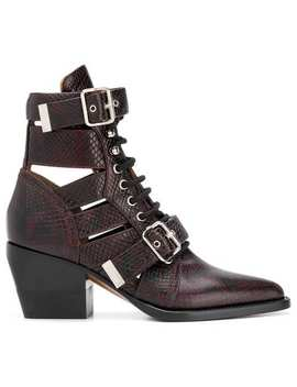 Rylee 60 Ankle Boots by Chloé