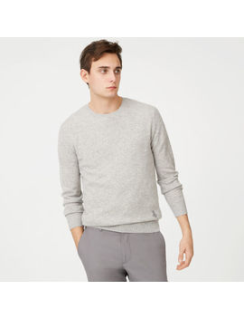 Cashmere Placed Icon Crew by Club Monaco