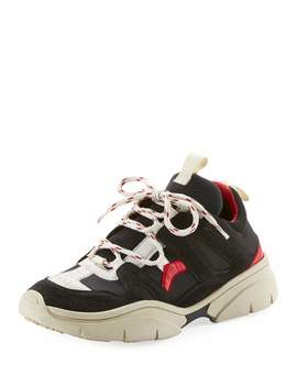 Kindsay Chunky Low Top Sneakers by Isabel Marant