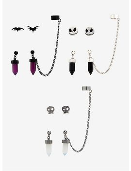 The Nightmare Before Christmas Cuff Earring Set by Hot Topic