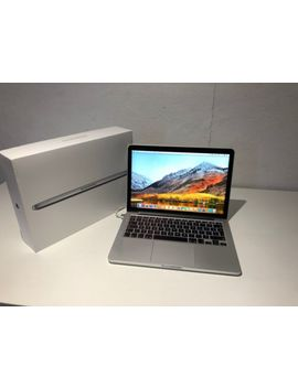 "Apple Mac Book Pro Retina 13"" 2015 A1502 Intel Core I5 2.7 Ghz 8 Gb 128 Gb Ssd by Ebay Seller"