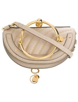 Mini Nile Minaudiere Clutch by Chloé