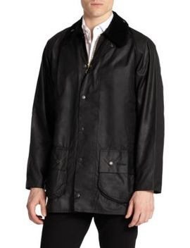 Corduroy Collar Bedale Jacket by Barbour