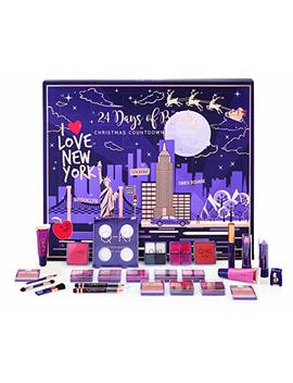 Q Ki 24 Days Of Beauty Christmas Advent Calendar (New York) by Q Ki