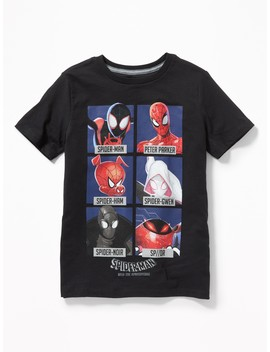Marvel Comics™ Spider Man Graphic Tee For Boys by Old Navy