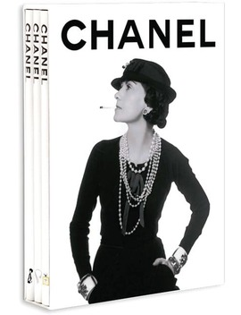 """Chanel Trilogy"" Buchset by Assouline"