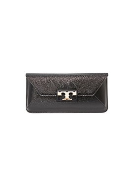 Gigi Patent Clutch by Tory Burch