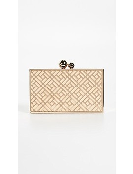 Anya Box Clutch by Inge Christopher