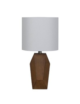 Faux Wood Table Lamp   Project 62™ by Shop Collections