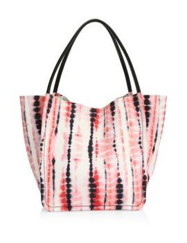 Exclusive Large Tie Dye Tote by Proenza Schouler