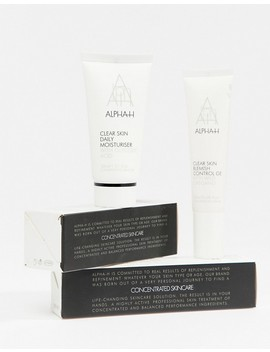Alpha H Asos Exclusive Limited Edition Clear Skin Duo by Alpha H