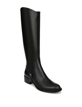 Cody Leather Riding Boot by Via Spiga