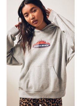 La Hearts Venice Beach Hoodie by Pacsun