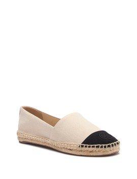 Color Block Espadrille Flat by Tory Burch