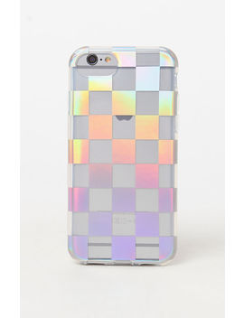 Recover Checkered I Phone 6/7/8 Case by Pacsun
