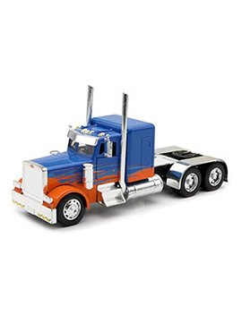 Peterbilt 389/Kenworth W900 Semi Truck Die Cast Toy   1:32 Scale by Master Toys
