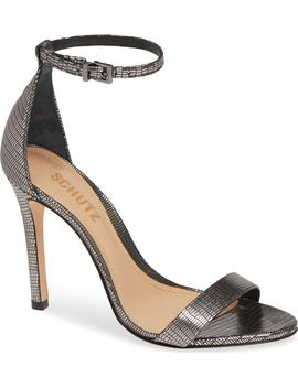 Cadey Lee Ankle Strap Sandal by Schutz