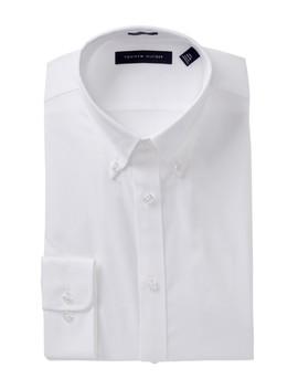 Oxford Slim Fit Dress Shirt by Tommy Hilfiger