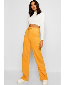 Wide Leg Jogger by Boohoo