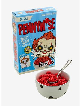 Funko It Funk O's Cereal With Pocket Pop! Pennywise Cereal Hot Topic Exclusive by Hot Topic