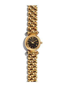 Link Bracelet Watch by Anne Klein