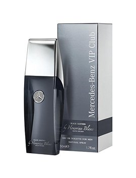 Mercedes Benz Vip Club Eau De Toilette Black Leather Natural Spray, 100 Ml by Amazon