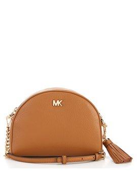 Medium Half Moon Cross Body Bag by Michael Michael Kors