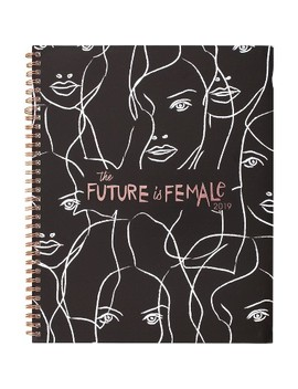 "2019 Planner 9.25""X 11"" Future Is Female   Cambridge by Cambridge"
