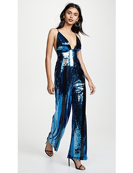 Sibyl Sequin Jumpsuit by Wayf