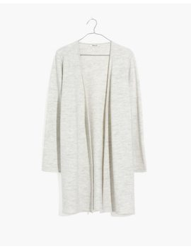 Lombard Sweater Coat by Madewell