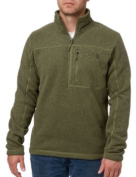 The North Face Men's Gordon Lyons Quarter Zip Fleece Pullover by The North Face